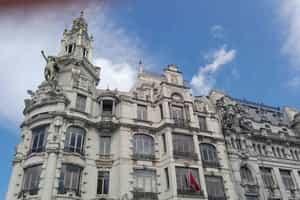 O que ver no Porto - Ruas e Praças do Porto - Avenida dos Aliados