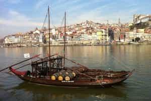 Qué hacer en Oporto - Experiencias en Oporto - Barcos Rabelo