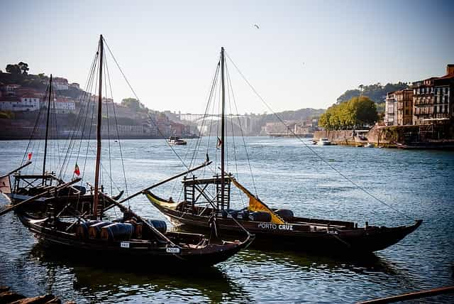 Qué hacer en Oporto - O que fazer no Porto - Things to do in Porto - What to do in Porto - Barcos Rabelo