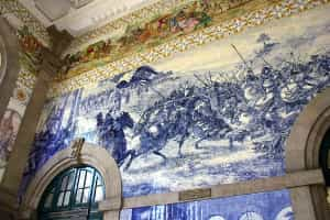 What to see in Porto - Porto Points of Interest - São Bento Station