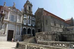 What to see in Porto - Porto Churches - São Francisco Church