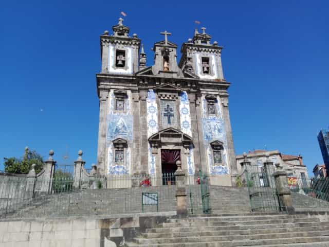 Qué ver en Oporto - O que ver no Porto - Things to see in Porto - What to see in Porto - Igreja Santo Ildefonso - Iglesia Santo Ildefonso - Santo Ildefonso Church
