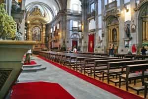 What to see in Porto - Porto Churches - Trindade Church
