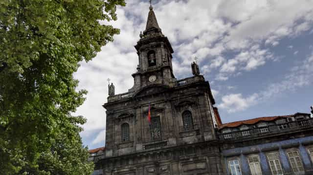 Qué ver en Oporto - O que ver no Porto - Things to see in Porto - What to see in Porto - Igreja da Trindade - Iglesia de la Trindade - Trindade church