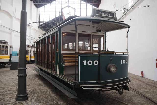 Qué visitar en Oporto - O que visitar no Porto - What to visit in Porto  - Museo del Travía - Museu do electrico
