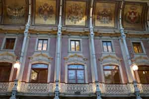 Qué ver en Oporto - Lugares de Interés de Oporto - Palácio de la Bolsa