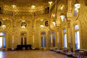 O que ver no Porto - Lugares de Interesse do Porto - Palácio da Bolsa