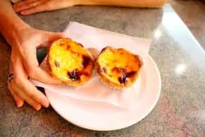 What to do in Porto - Porto Gastronomy - What to eat in Porto - Nata Cake - Pastel de Nata