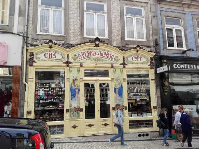 Qué ver en Oporto - Calles y Plazas