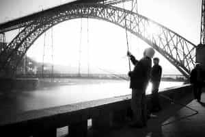 What to see in Porto - Porto Points of Interest - Dom Luís I Bridge