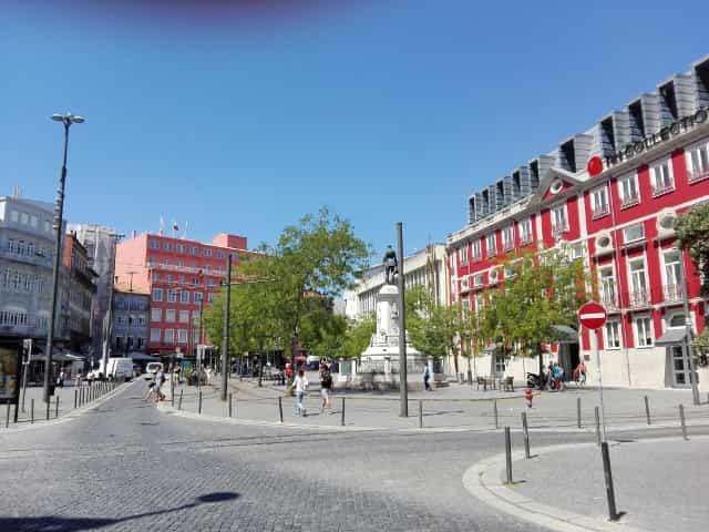 Qué ver en Oporto - Calle y Plazas