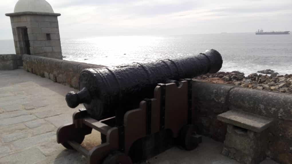 Porto com Crianças - Oporto con niños - Castelo do Queijo