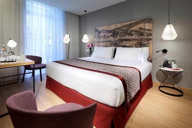 Best Hotels in Porto - TTop Hotéis - Top Hoteles en Oporto - Eurostars Porto centro