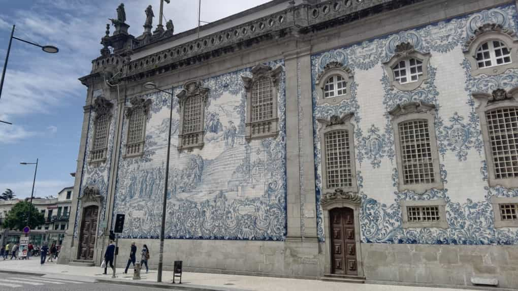 What to see in Porto - Qué ver en Oporto - O que ver no Porto - Things to see in Porto - What to see in Porto - Igreja do Carmo - Iglesia del Carmo - Carmo church