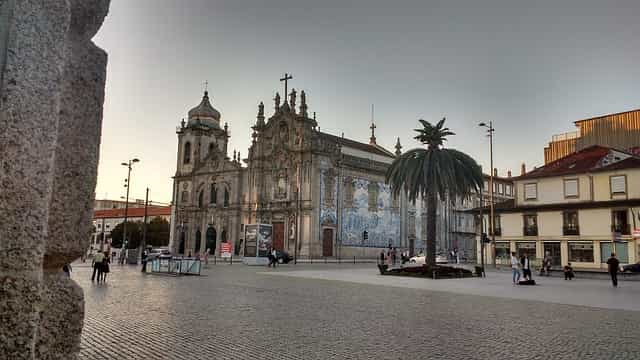 Porto em 3 dias - Oporto en 3 días - Igreja do Carmo
