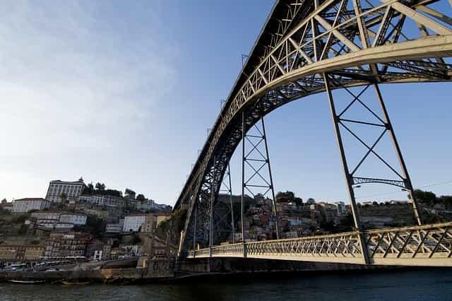 Porto em 3 dias - Oporto en 3 días - Puente D. Luis