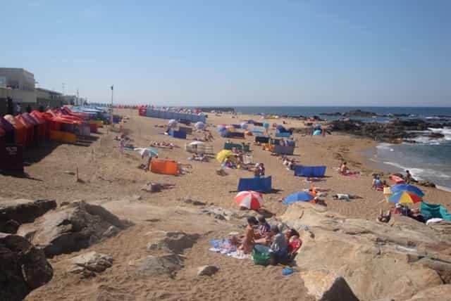 Playas de Oporto - Praia Homem do Leme