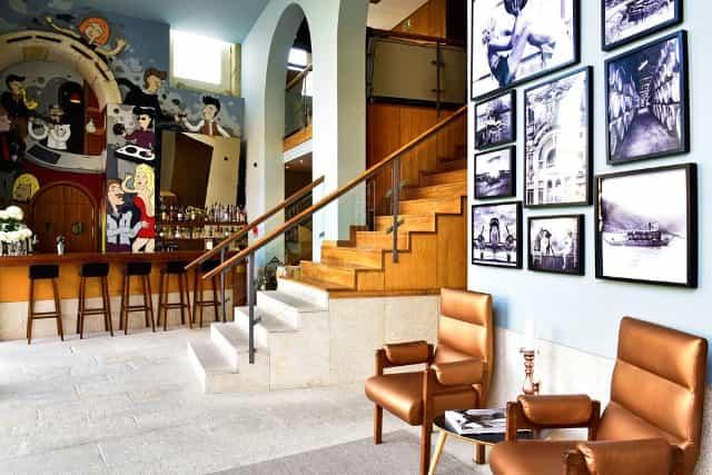 Top Hoteles en Oporto - Pestana vintage