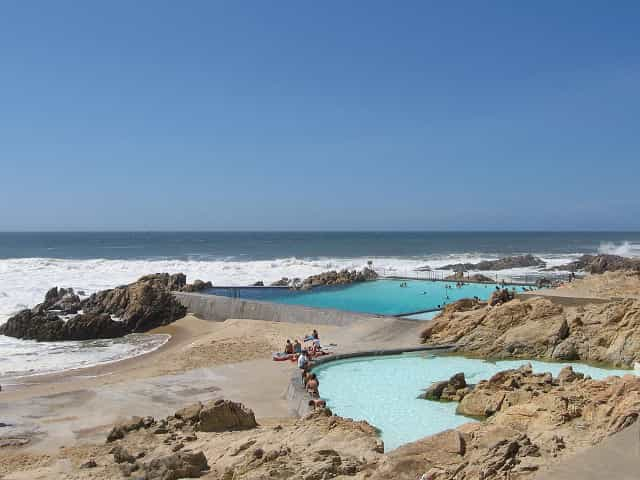 Porto Beaches - Playas de Matosinhos - Piscinas das Maré
