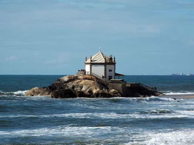 Playas de Vila Nova de Gaia -  Praia Senhor da Pedra