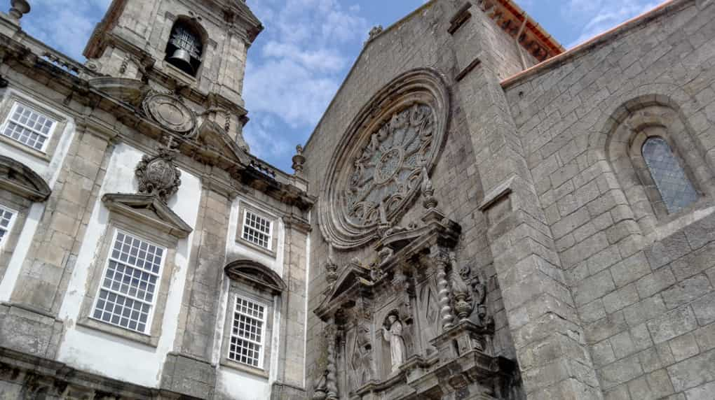 Qué ver en Oporto - O que ver no Porto - Things to see in Porto - What to see in Porto - Igreja São Francisco - Iglesia San Francisco - São Francisco church