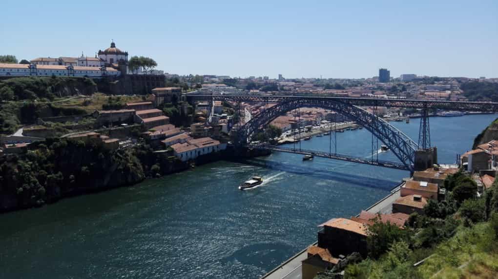 Top Oporto - Puente D. Luis