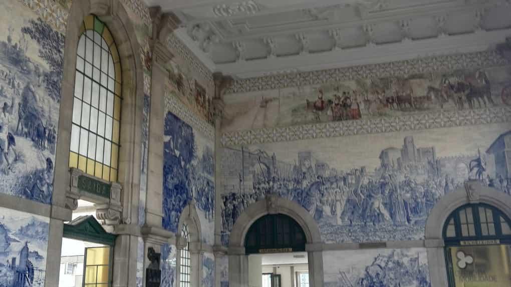Top Oporto - Estacion de tren São Bento
