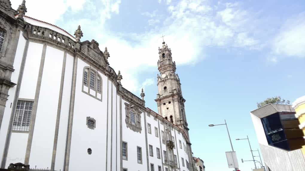 Top Oporto - Torre de los Clérigos