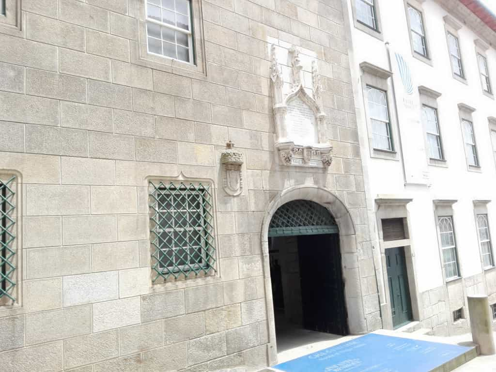 Que visitar en Oporto - Casa del Infante